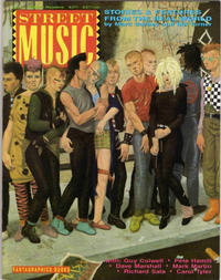 Cover Thumbnail for Street Music (Fantagraphics, 1988 series) #3