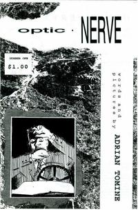 Cover Thumbnail for Optic Nerve (Adrian Tomine, 1991 series) #1