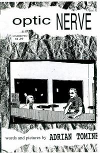 Cover Thumbnail for Optic Nerve (Adrian Tomine, 1991 series) #2