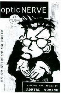 Cover Thumbnail for Optic Nerve (Adrian Tomine, 1991 series) #3