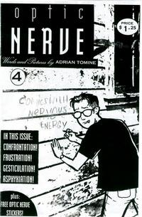Cover Thumbnail for Optic Nerve (Adrian Tomine, 1991 series) #4