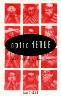 Cover Thumbnail for Optic Nerve (Adrian Tomine, 1991 series) #6