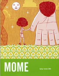 Cover Thumbnail for Mome (Fantagraphics, 2005 series) #[4] Spring/Summer 2006