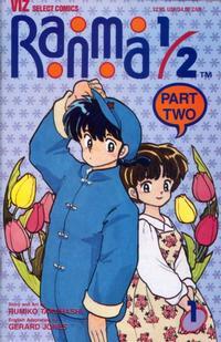 Cover Thumbnail for Ranma 1/2 Part Two (Viz, 1993 series) #1