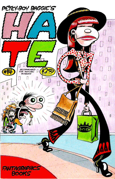 Cover for Hate (Fantagraphics, 1990 series) #14