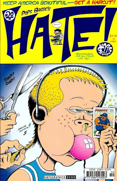 Cover for Hate (Fantagraphics, 1990 series) #20