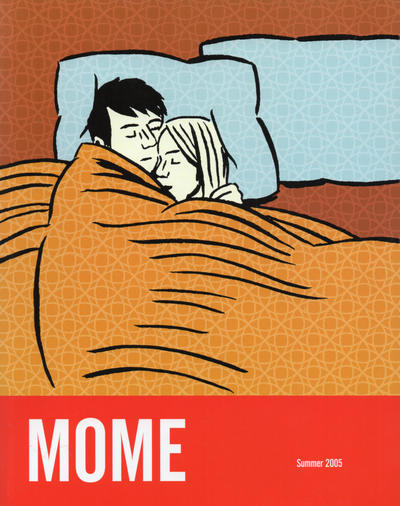 Cover for Mome (Fantagraphics, 2005 series) #[1] Summer 2005