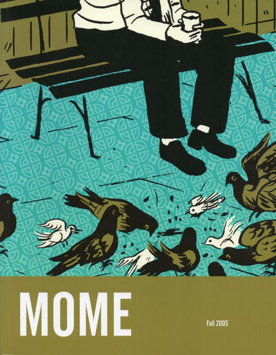 Cover for Mome (Fantagraphics, 2005 series) #[2] Fall 2005