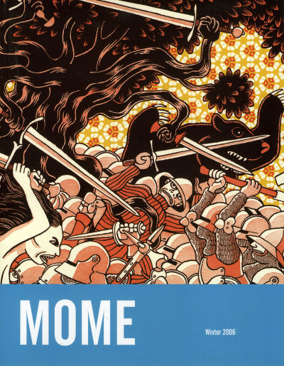 Cover for Mome (Fantagraphics, 2005 series) #[3] Winter 2006