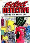 Cover for Select Detective (D.S. Publishing, 1948 series) #v1#1