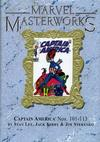 Cover Thumbnail for Marvel Masterworks: Captain America (2003 series) #3 (64) [Limited Variant Edition]