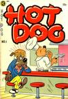 Cover for Hot Dog (Magazine Enterprises, 1954 series) #1 [A-1 #107]