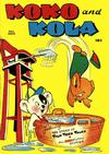 Cover for Koko and Kola (Magazine Enterprises, 1946 series) #1
