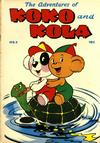 Cover for Koko and Kola (Magazine Enterprises, 1946 series) #3