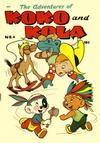 Cover for Koko and Kola (Magazine Enterprises, 1946 series) #4