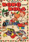Cover for Koko and Kola (Magazine Enterprises, 1946 series) #[6] [A-1 #28]