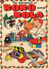 Cover for Koko and Kola (Magazine Enterprises, 1946 series) #[6] [A-1 #28]