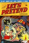 Cover for Let's Pretend (D.S. Publishing, 1950 series) #v1#1