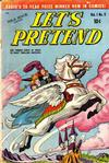 Cover for Let's Pretend (D.S. Publishing, 1950 series) #v1#2