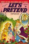 Cover for Let's Pretend (D.S. Publishing, 1950 series) #v1#3