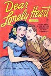 Cover for Dear Lonely Heart (Comic Media, 1951 series) #2