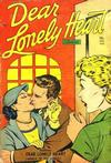 Cover for Dear Lonely Heart (Comic Media, 1951 series) #5