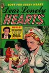 Cover for Dear Lonely Hearts (Comic Media, 1953 series) #6