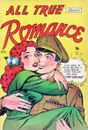 Cover for All True Romance (Comic Media, 1951 series) #2