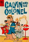 Cover for Calvin and the Colonel (Dell, 1962 series) #2