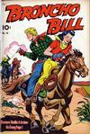 Cover for Broncho Bill (Pines, 1947 series) #10