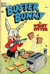 Cover for Buster Bunny (Pines, 1949 series) #4