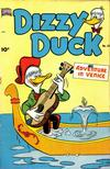 Cover for Dizzy Duck (Pines, 1950 series) #35