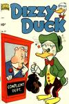 Cover for Dizzy Duck (Pines, 1950 series) #37