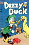 Cover for Dizzy Duck (Pines, 1950 series) #38