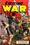 Cover for Exciting War (Pines, 1952 series) #5
