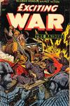 Cover for Exciting War (Pines, 1952 series) #7