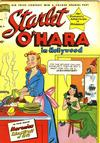 Cover for Starlet O'Hara in Hollywood (Pines, 1948 series) #4