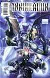 Cover for Annihilation (Marvel, 2006 series) #1