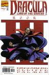 Cover for Dracula Lord of the Undead (Marvel, 1998 series) #3