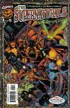 Cover for Supernaturals (Marvel, 1998 series) #4