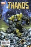 Cover for Thanos (Marvel, 2003 series) #4