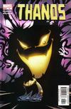 Cover for Thanos (Marvel, 2003 series) #6