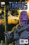 Cover for Thanos (Marvel, 2003 series) #8