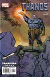 Cover for Thanos (Marvel, 2003 series) #9