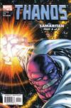 Cover for Thanos (Marvel, 2003 series) #10