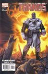 Cover for Thanos (Marvel, 2003 series) #11