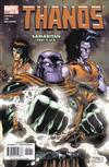 Cover for Thanos (Marvel, 2003 series) #12