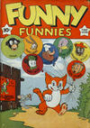 Cover for Funny Funnies (Pines, 1943 series) #1