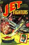 Cover for Jet Fighters (Pines, 1952 series) #5