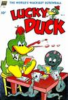 Cover for Lucky Duck (Pines, 1953 series) #6